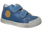 SWIFT RUN ALSTRO VELCRO:CUIR/BLEU/./.