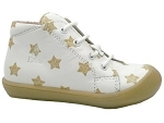 STAN SMITH SEMELLE 1148:CUIR/BLANC/OR/.