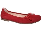 COAST STAR 6006:cuir VELOURS/ROUGE/./.