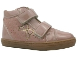 KING 20298 VELCRO:CUIR/ROSE/./.