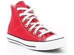 CONVERSE CORE HI ROUGE