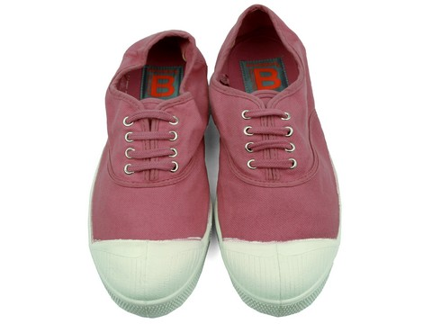 Bensimon lacet rose the