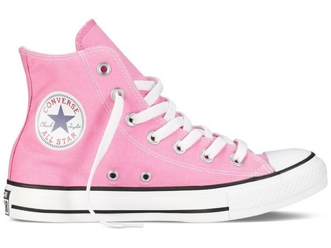 Converse chuck taylor all star hi rose