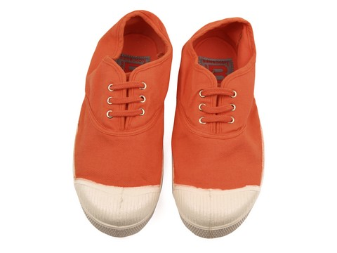 Bensimon lacet orange