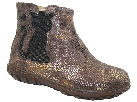 Pom d api cute boots cat taupe
