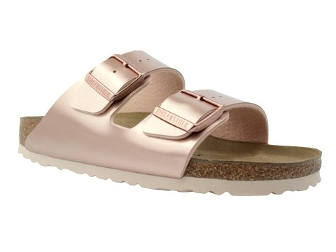 Birkenstock arizona copper