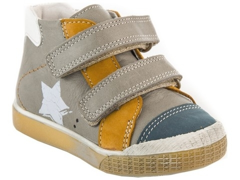 Babybotte astery gris